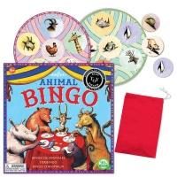 eeBoo Animal Bingo Family Game Photo