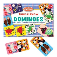 eeBoo Little Dominoes Game - Things I Know Photo