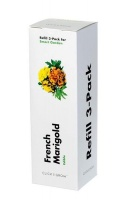 Click and Grow French Marigold Refill for Smart Herb Garden - 3 Pack Photo