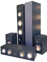 Bentley Acoustics FS120P Home Theater Package Photo