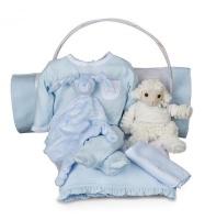 bebedeparis Essential Serenity Baby Gift Basket Photo