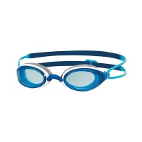 Zoggs Fusion Air Swimming Goggles - Navy/Blue/Tint Photo