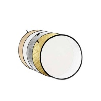 Godox 5-in-1 Collapsible Reflector Disc - 60cm RFT05 Photo