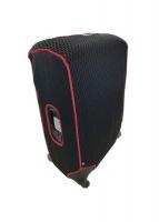 Luggage Glove Small Diamond - Red Photo