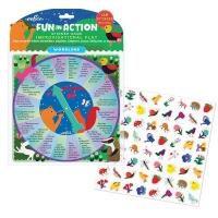 eeBoo Fun in Action Improv & Performance Game - Woodland Photo