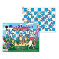 eeBoo Magnetic Board Game - Slips & Ladders Photo