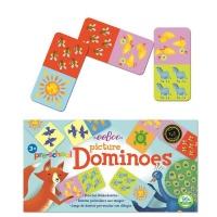 eeBoo Preschool Picture Dominoes Game Photo