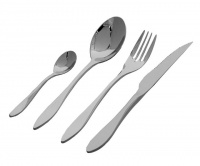 George & Mason Stainless Steel Cutlery Set Of 24 Photo