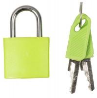 Cellini Easy ID Padlock Set - Lime Photo