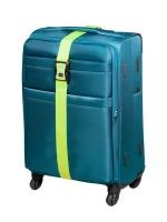 Cellini Combination Lock Luggage Straps - Lime Photo