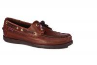 Sebago Men's Casual Lace-Up Shoes - Brown Photo