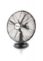 Mellerware - 30cm 35W Steel Desk Fan - Black Photo