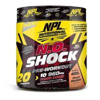 NPL N.O. Shock Fruit Fusion - 400g Photo
