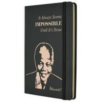 Mandela Notebooks: Impossible A5 Photo