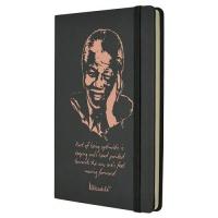 Mandela Notebooks: Optimistic A5 Photo