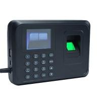 Dmart Fingerprint Time Attendance Machine System Photo