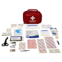 Family First Aid Kit In Bag Photo