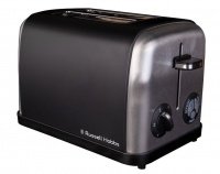Russell Hobbs - 950W 2-Slice Toaster - Black Photo