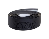 Star Hockey Ripple Grip - Black Photo