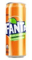 Fanta - Orange - 24 x 300ml Photo