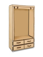 Retractaline - The Laundry House - 4 Drawer Hanging Wardrobe Photo