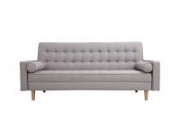 George Mason George & Mason - Tufted 3-Seater Sleeper Couch Photo