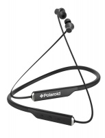Polaroid SA Polaroid Pro Athletic Wireless Magnetic Earbuds - Black Photo