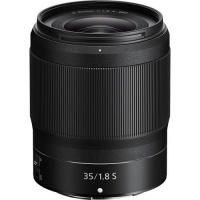 Nikon Z 35mm f/1.8 S Lens Photo
