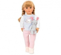 "Our Generation Classic Doll Jovie 18"" Blonde Photo"