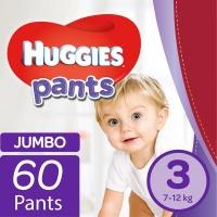 Huggies - Nappy Pants Size 3 Jumbo Pack - 60's Photo