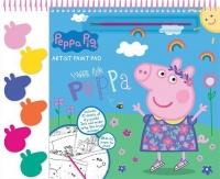 Peppa Pig: Artist Paint Pad Photo