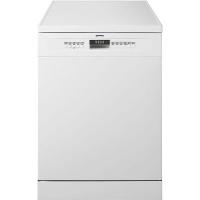 Smeg 60cm Ice-White Freestanding Dishwasher - DW7QSWSA Photo