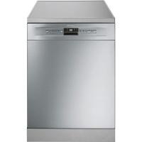 Smeg 60cm Stainless Steel Freestanding Dishwasher - DW8QSDXSA Photo