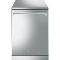 Smeg 60cm Freestanding Stainless Steel Classic Dishwasher - DW9QSDXSA Photo