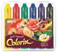 Amos: Colorix Three in One 6's - CRX5 pieces6 Photo