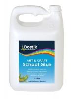Bostik: Bostik Arts and Crafts White Glue 5lt Craft Glue Photo