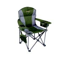 Oztrail Titan Arm Chair - Green Photo