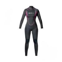 Mares Aquazone Women's 2.2mm Manta Wetsuit - Black Photo