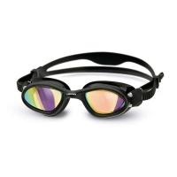 Head Superflex Mirrored Swimming Goggles - Black Photo