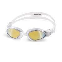 Head Junior Superflex Mirrored Swimming Goggles - White Photo