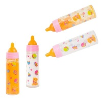 Bayer Doll's Bottles - 2 Pieces Photo