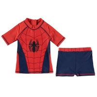 Marvel Spiderman Infant Boys 2 Piece Swim Set Photo