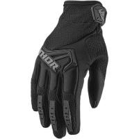 Thor Spectrum Black Gloves Photo