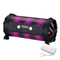 JVC RV-Y80 Bluetooth Hip Hop Boomblaster Speaker Bundle Photo