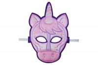 Dreamy Dress Ups Mask Unicorn Photo
