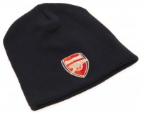 Arsenal Core Beanie Crest Embroided - Navy Photo