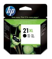 Hp # 21Xl Black Inkjet Print Cartridge Photo