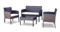 Fine Living - Rattan 4 Piece Furniture Set - Montego Photo
