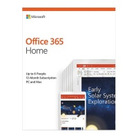 Microsoft Office 365 Home 1 Year Key Photo