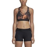 adidas Women's Alphaskin Light Support Workout Sport Bra Photo